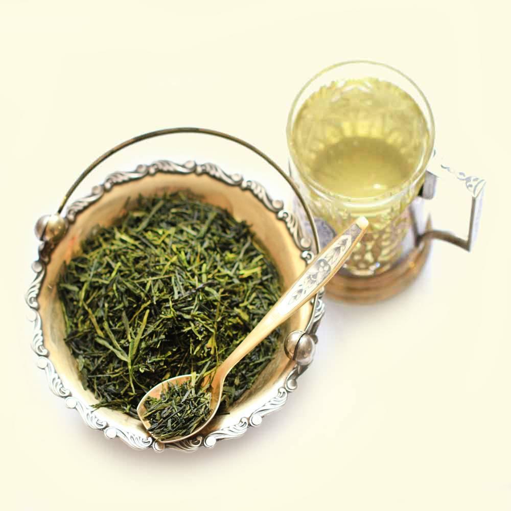 Сенча чай — напиток страны восходящего солнца