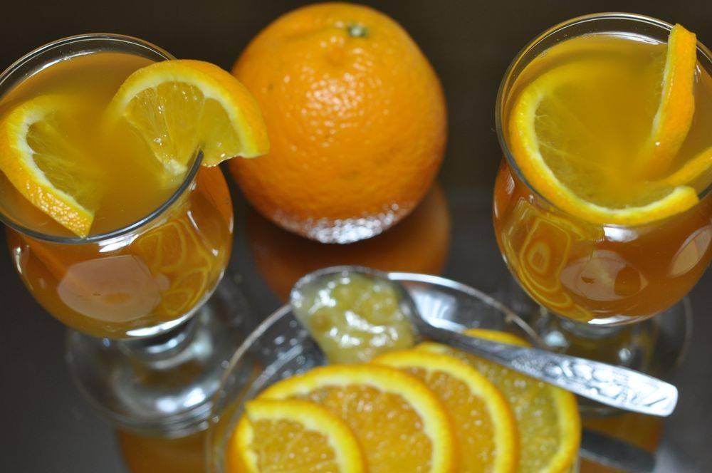 можно ли заваривать апельсиновые корки в чай