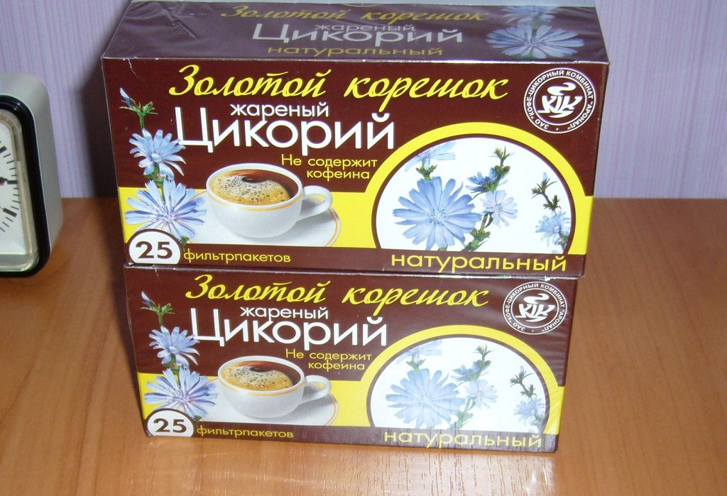 Цикорий — сорняк, который заменит кофе и поможет похудеть