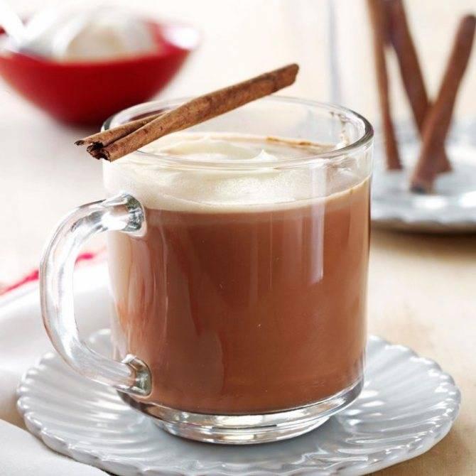 Кофе с корицей – 6 проверенных рецептов