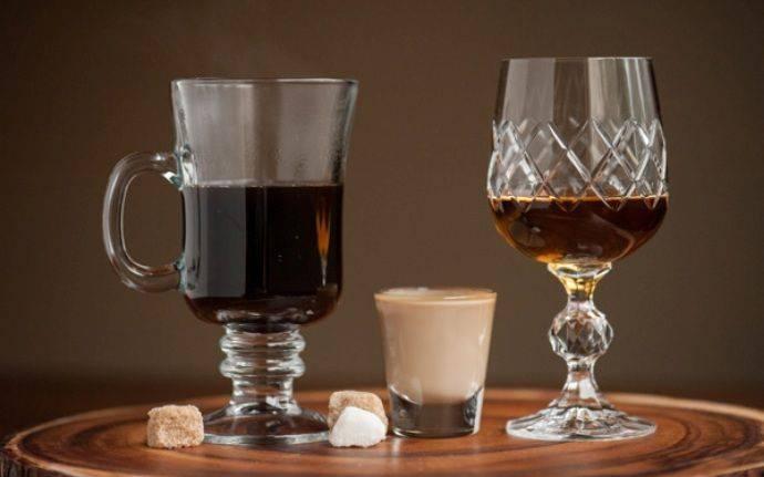 Айриш кофе – настоящий аромат ирландии