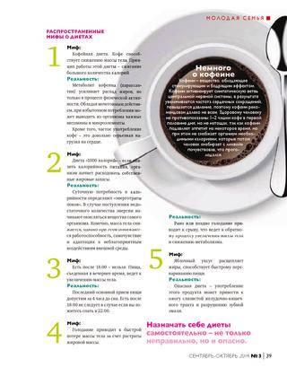 Кофейная диета для похудения: отзывы и результаты