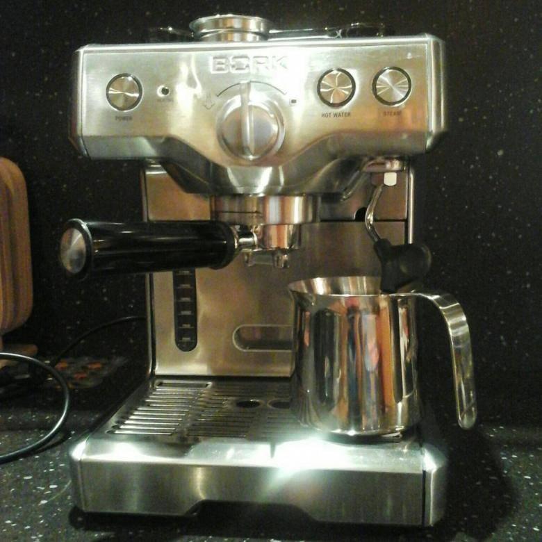 Рожковая кофеварка bork (борк) - о бренде, ассортимент, преимущества, недостатки, цены
