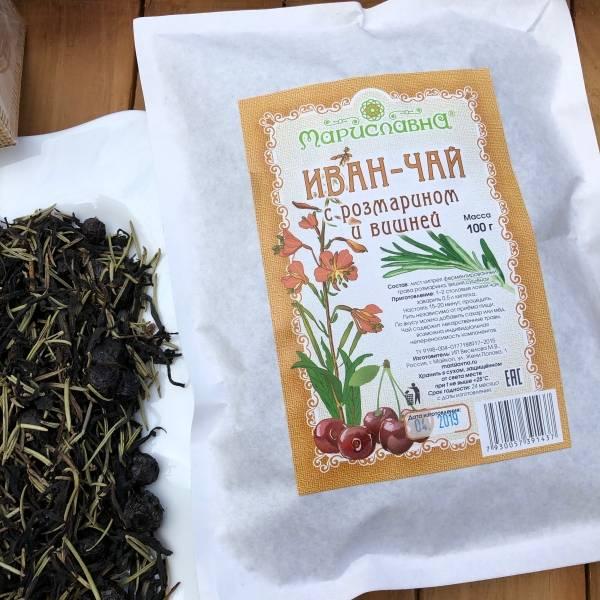 Чай с розмарином: полезные свойства и рецепты