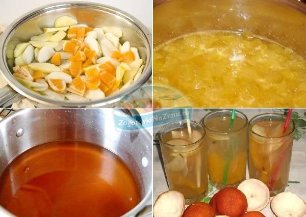 Сколько варить компот из свежих яблок, чтобы он был полезным?