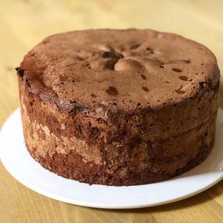 Шоколадный бисквит для торта 306 рецептов - 1000.menu