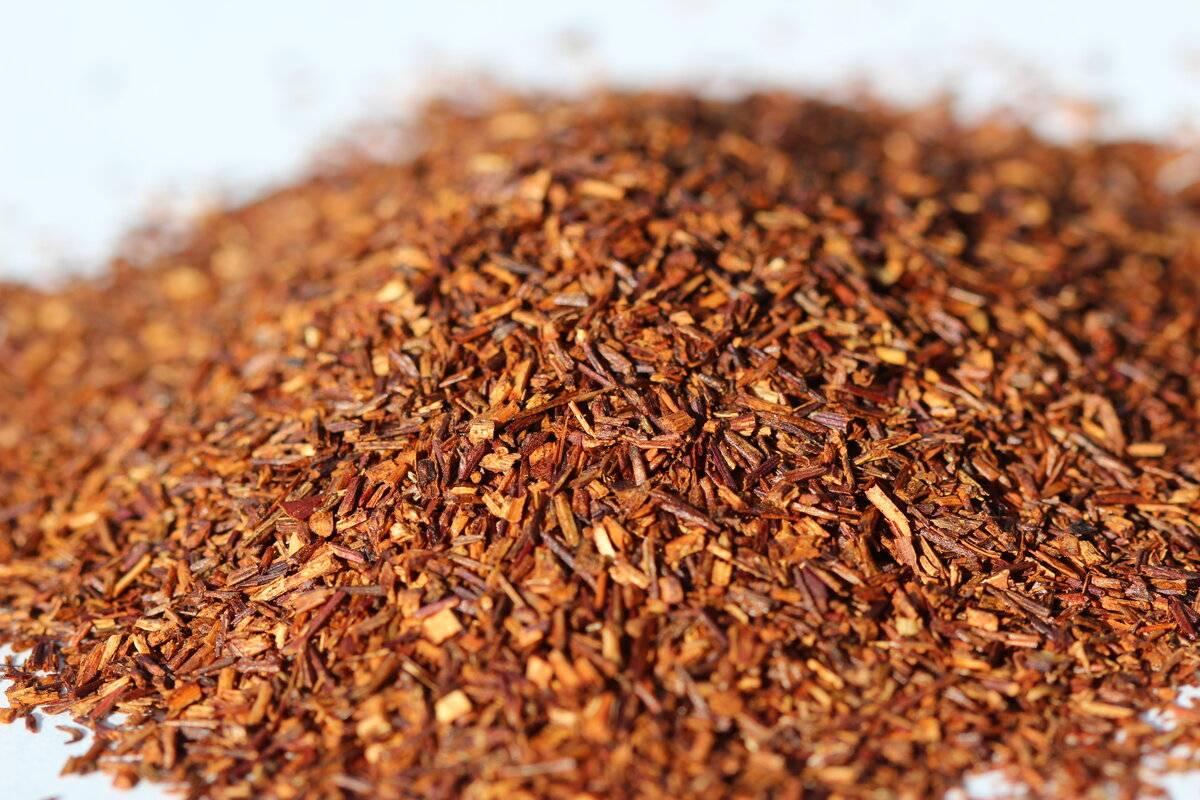 Чай ройбуш (ройбос): польза и вред, состав, как заваривать