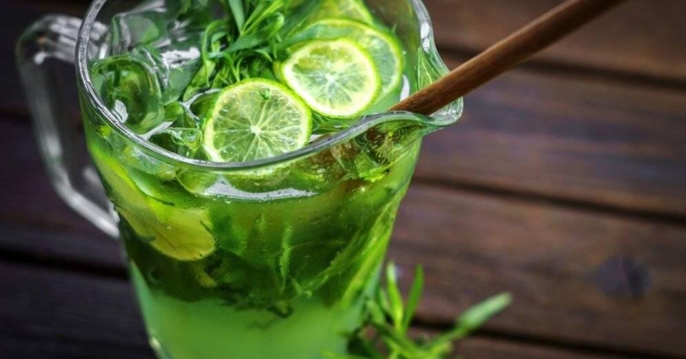 Татарский чай – превосходный напиток для утоления жажды