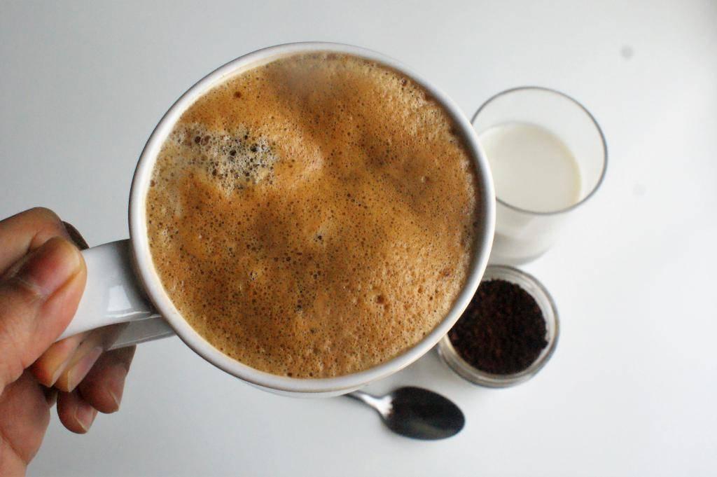 Из чего делают кофе