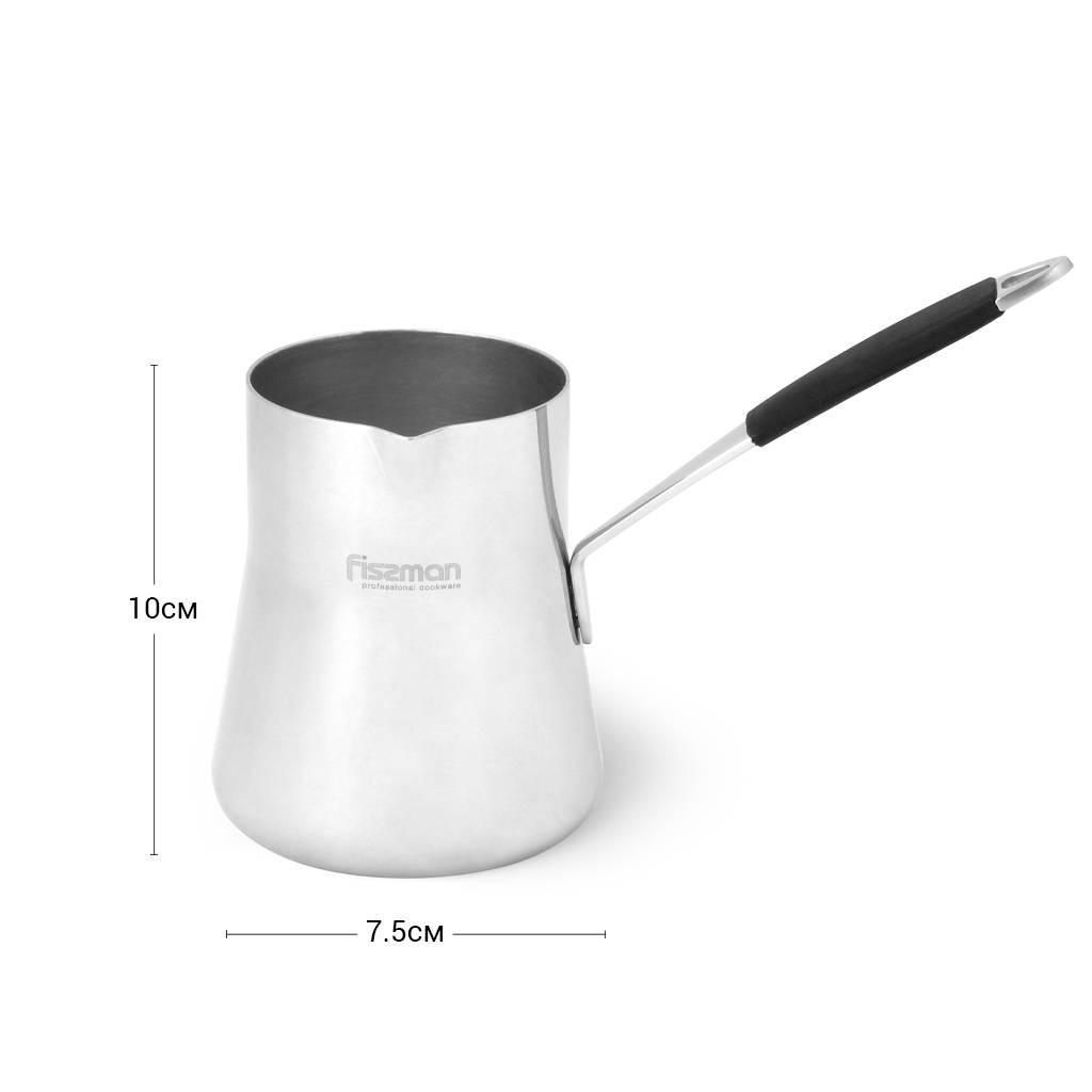 Как выбрать турку для индукционной плиты