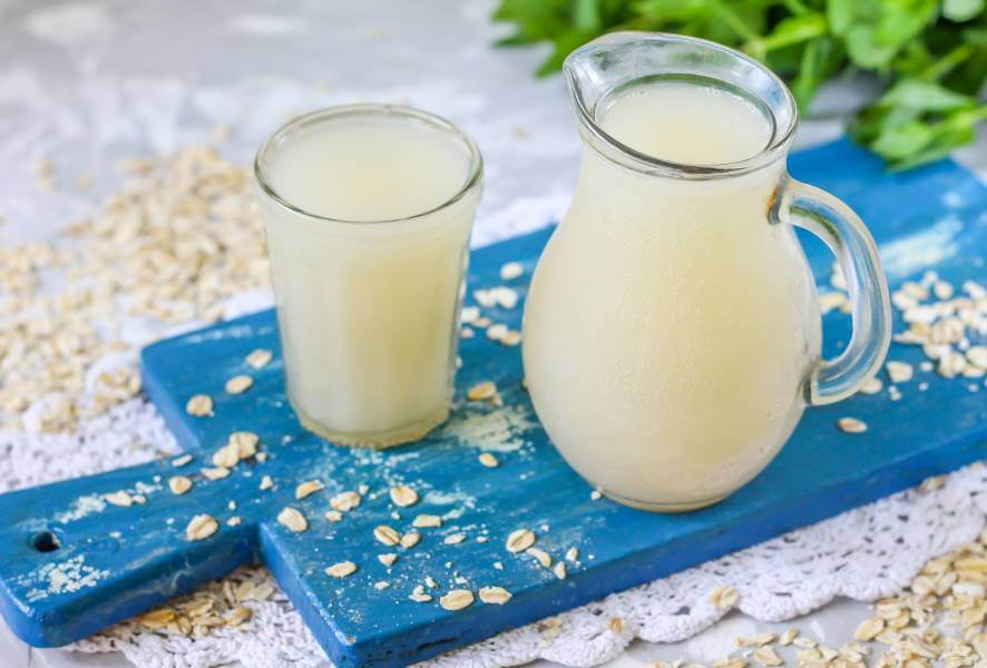 Овсяный кисель из геркулеса — древний рецепт здоровья и долголетия! - пошаговые фото рецепты без дрожжей, без муки, без мяса, без масла, без яиц