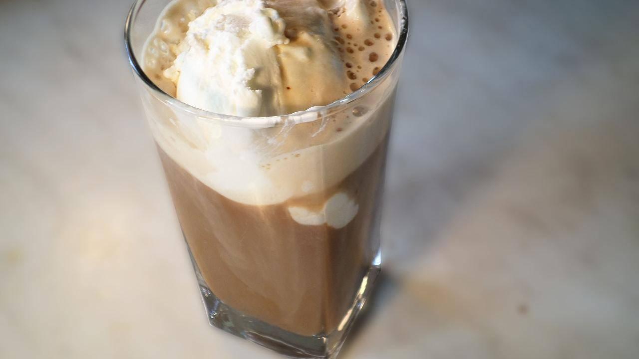 Кофейное мороженое пошаговый рецепт