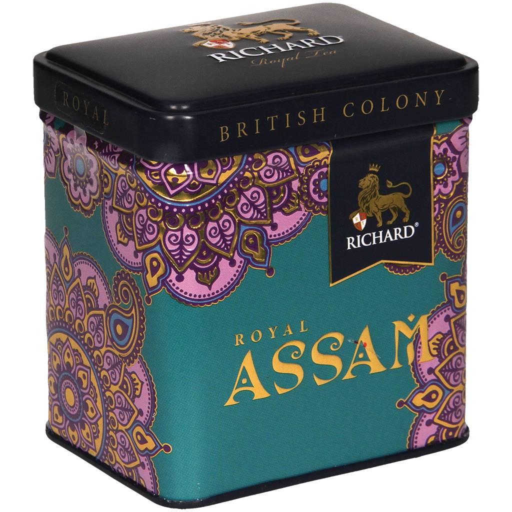 Чай ричард листовой. история бренда чая richard, ассортимент, отзывы