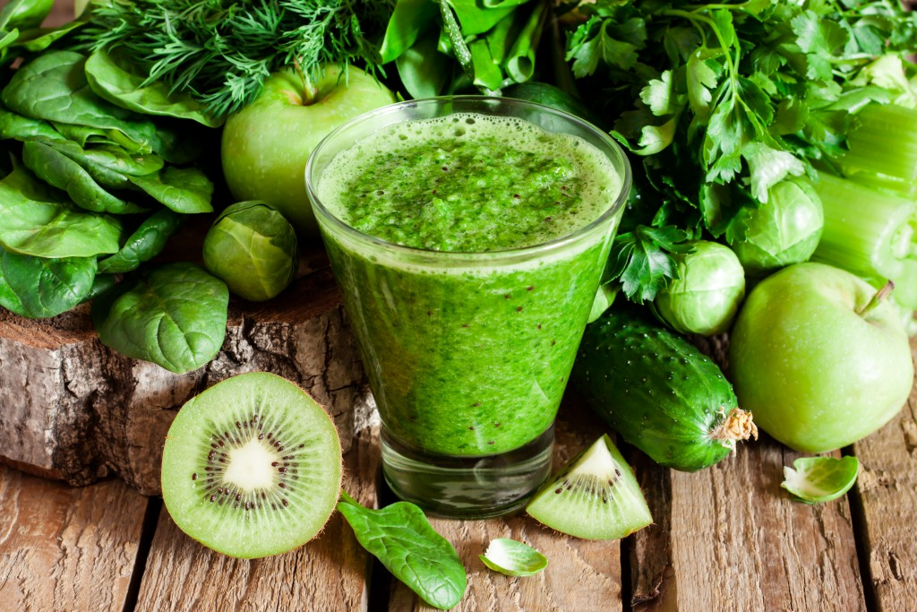 Овощные смузи для похудения: рецепты - allslim.ru