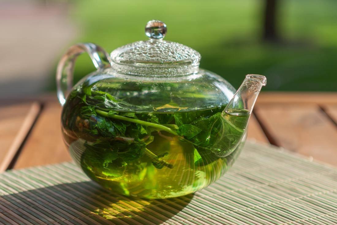 Мятный чай польза и вред