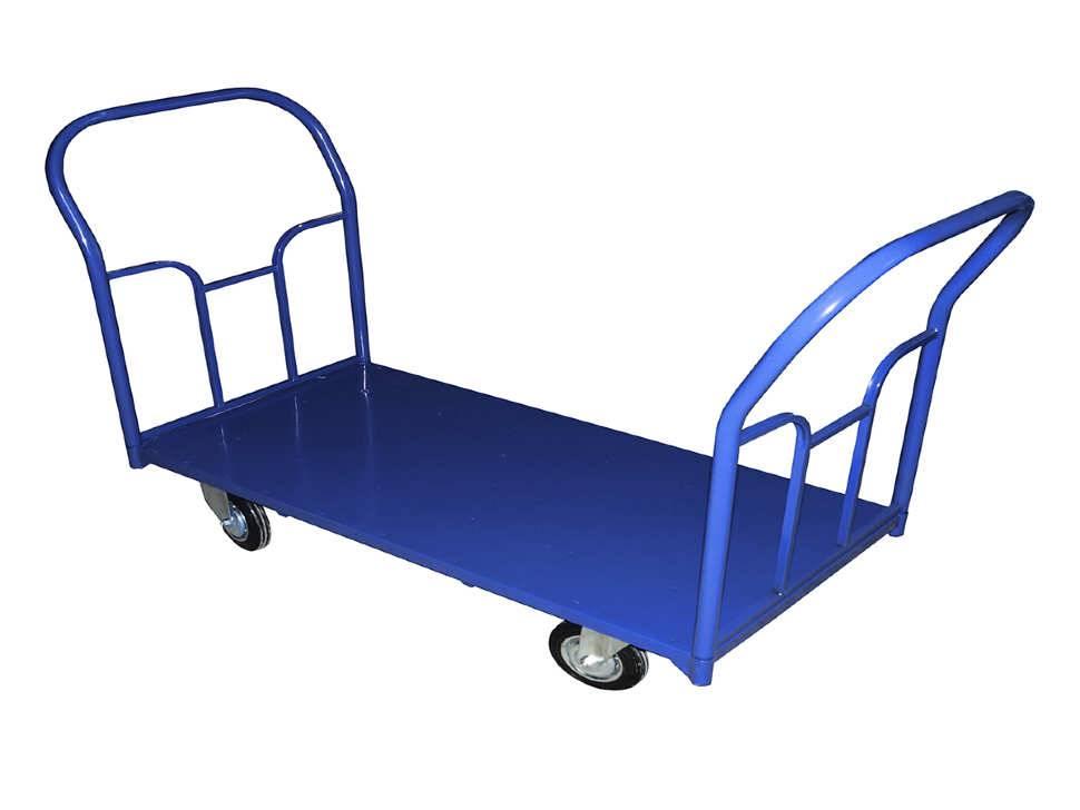 Тележка хозяйственная на колёсах: виды, назначение и преимущества