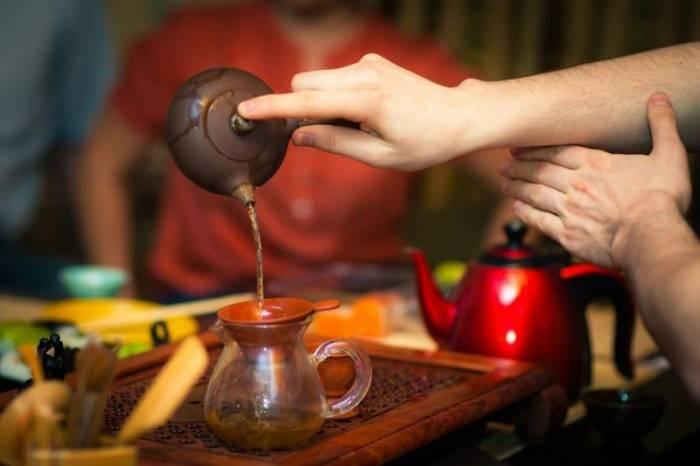 Воспевание чая – китайская церемония гунфу ча