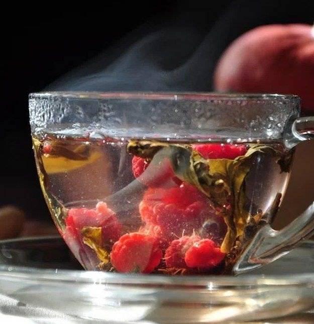 Описание чая фруктовая загадка - чайгик