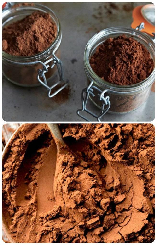 Алкализованный какао-порошок: плюсы и минусы, чем отличается от натурального