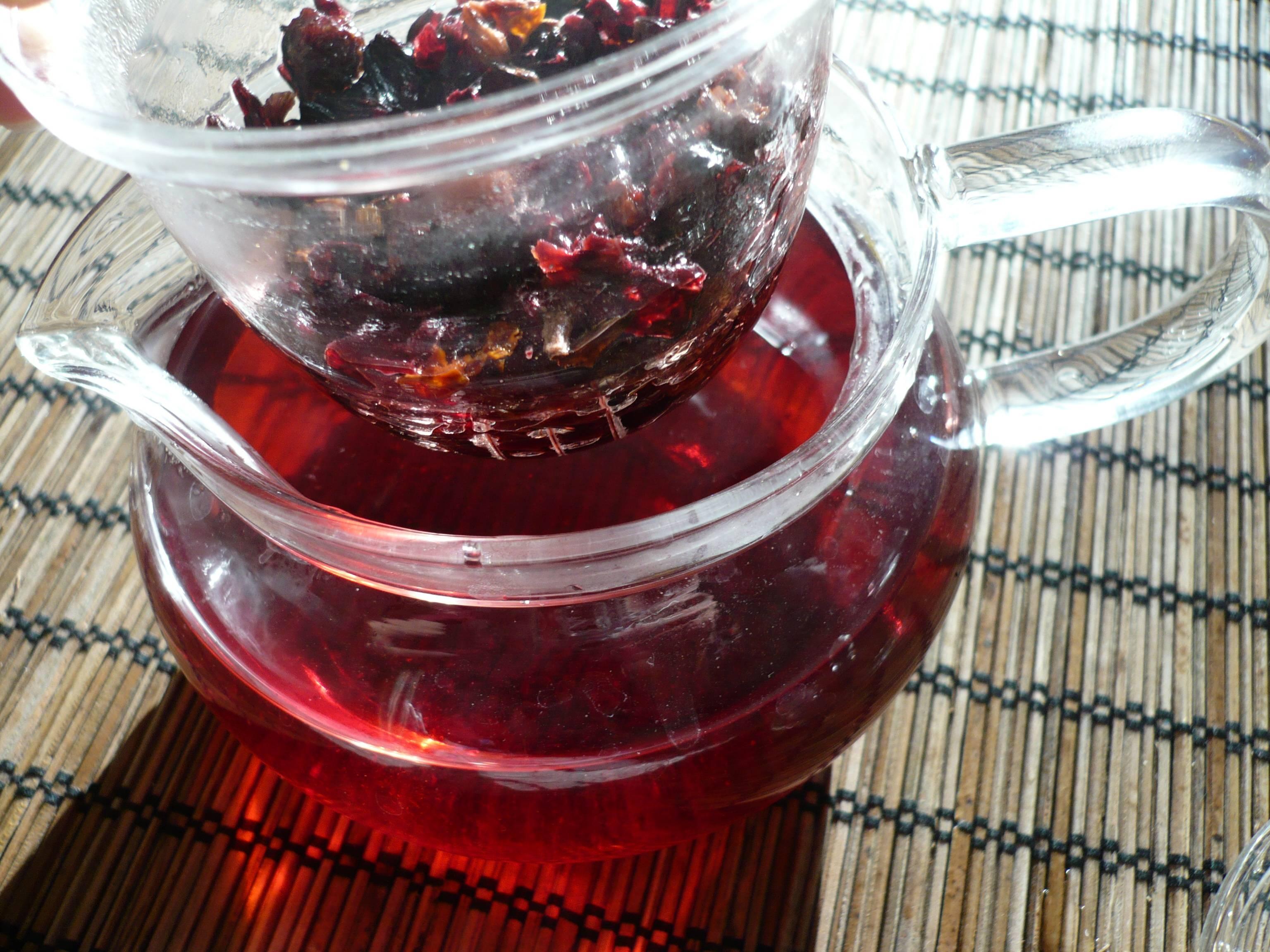 Рецепты натурального фруктового чая