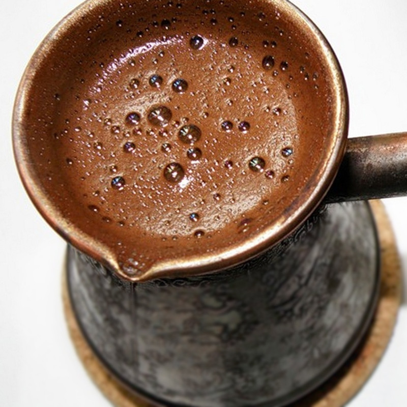 Как правильно варить кофе в зернах в турке и кофемашине и заваривать в кружке