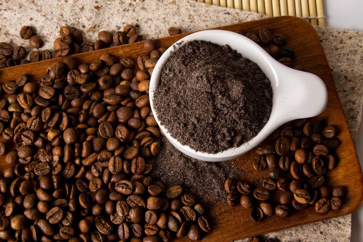 Кофейная гуща – применение: 15 способов использования кофейной гущи дома