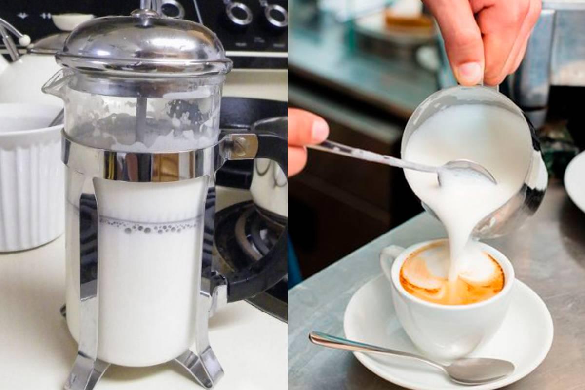 Как сделать капучино без кофемашины в домашних условия