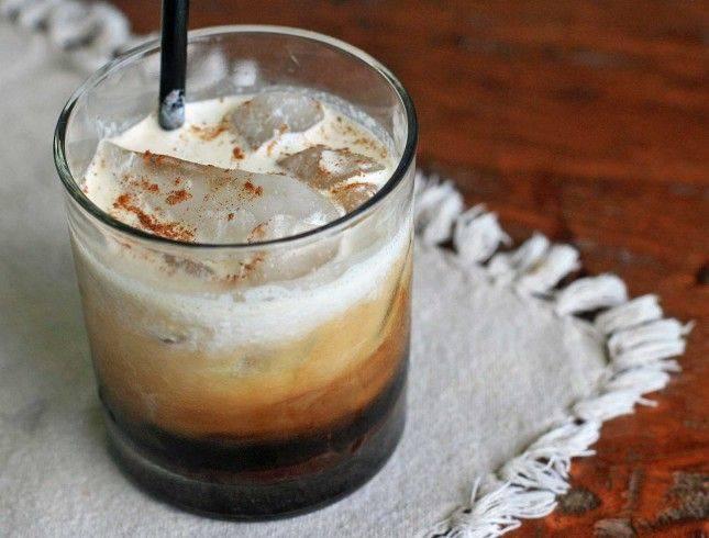 Холодный кофе айс латте по-вьетнамски с тапиокой рецепт с фото - 1000.menu