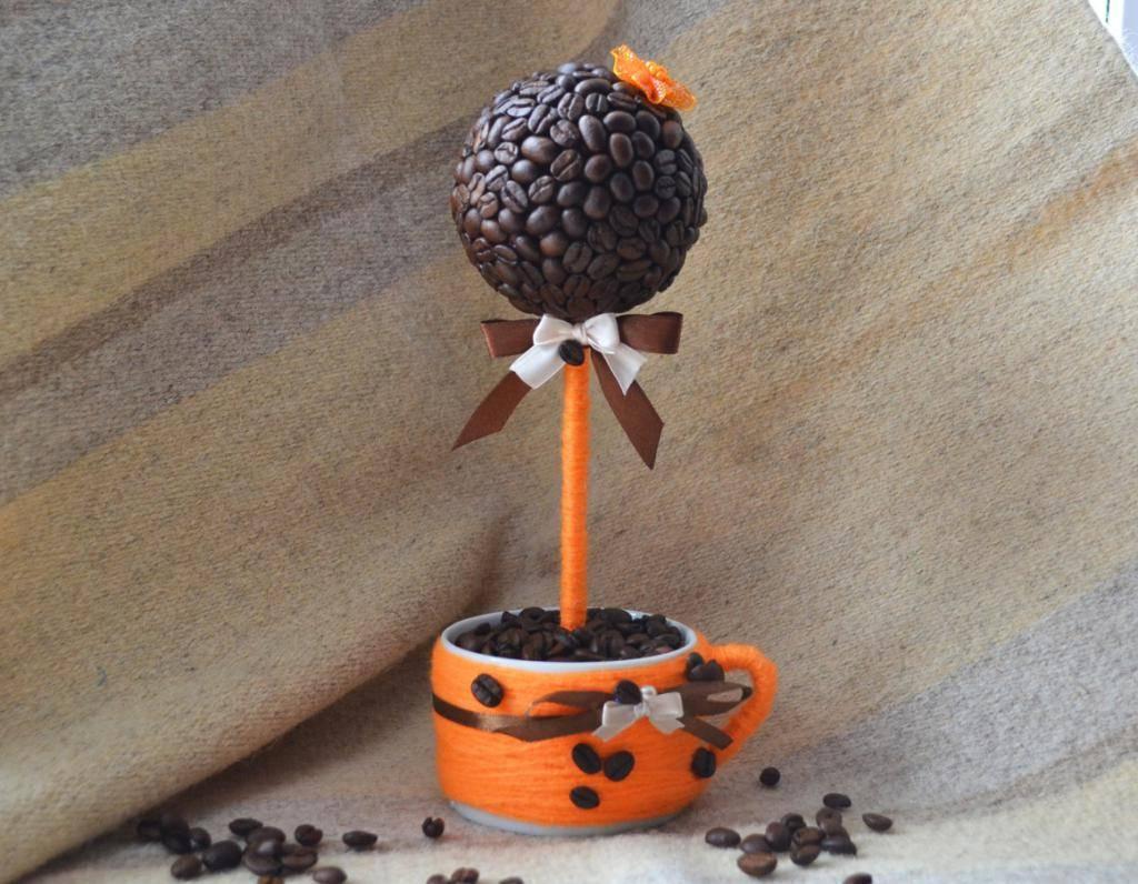 Кофейное дерево мастер класс | страна мастеров