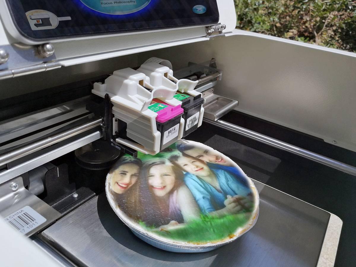 Кофе-принтер: что такое, как работает, где можно купить в россии