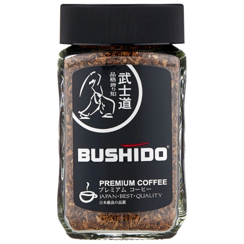 Кофе бушидо — виды и описание