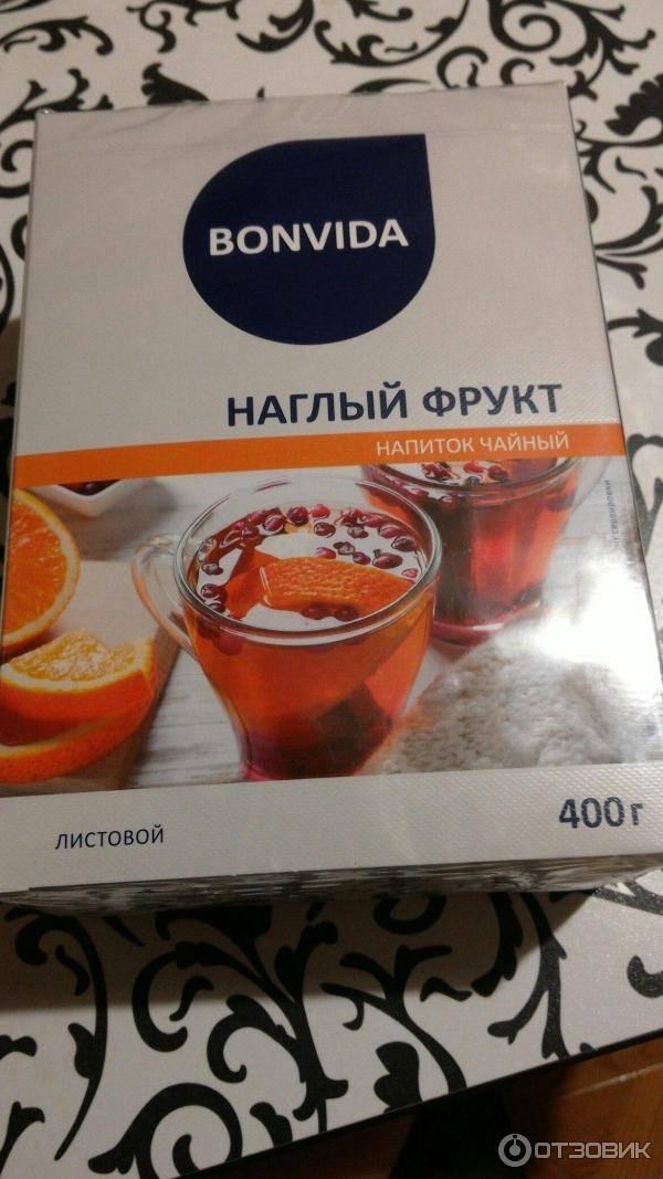 """Чай """"нахальный фрукт"""""""