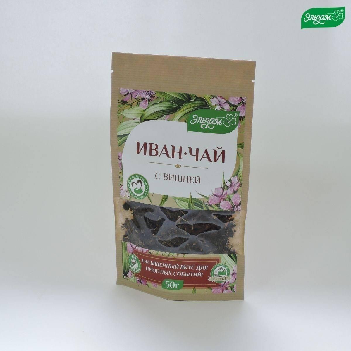 Чай из листа вишни (ферментированный): польза для организма