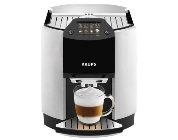 Кофемашины krups (крупс) - о бренде, особенности, ассортимент