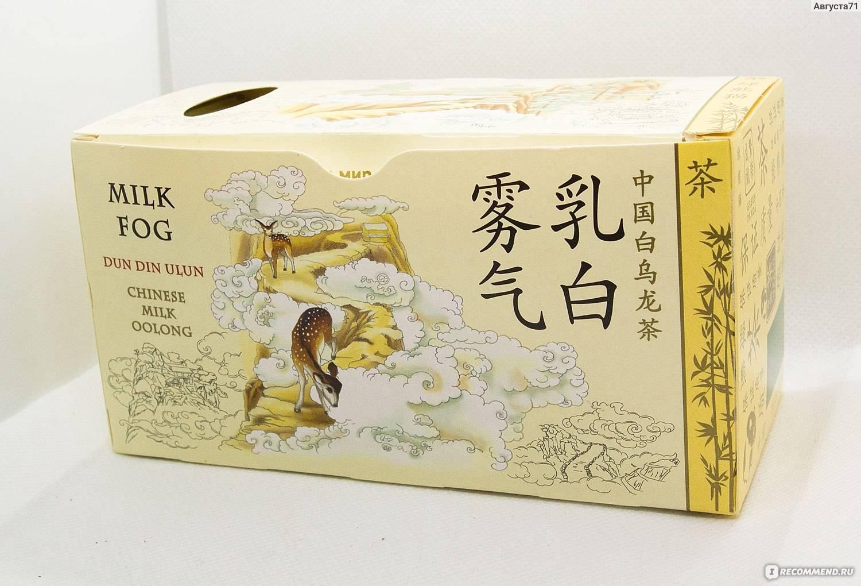 Чай молочный улун – его польза и вред для организма человека