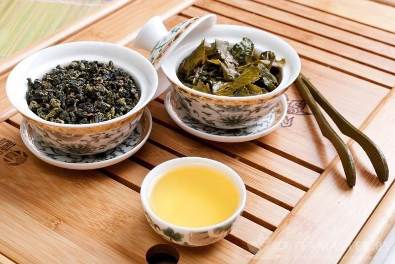 Чай молочный улун, польза и вред для организма, лечебные свойства, как заваривать и пить