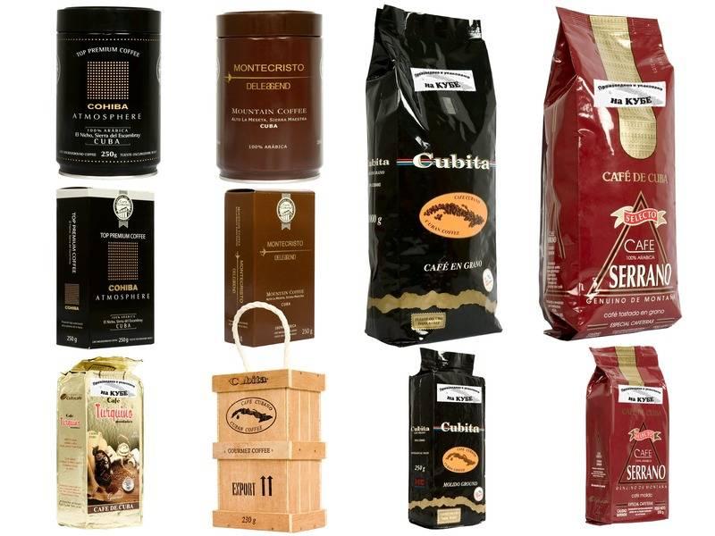 Особенности приготовления и рецепты кубинского зернового кофе