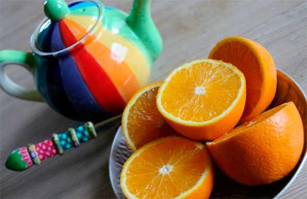Рецепты приготовления чая с имбирем и апельсином, польза и особенности применения
