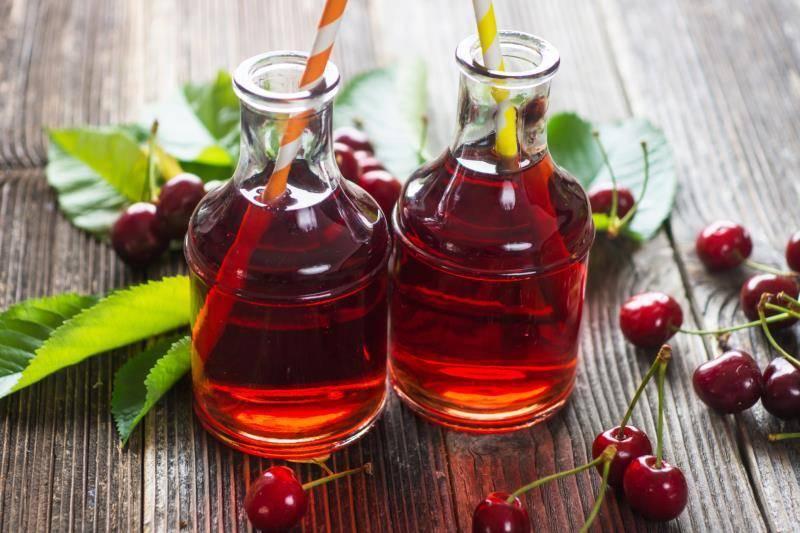 Черешня: калорийность, полезные свойства, вред, польза