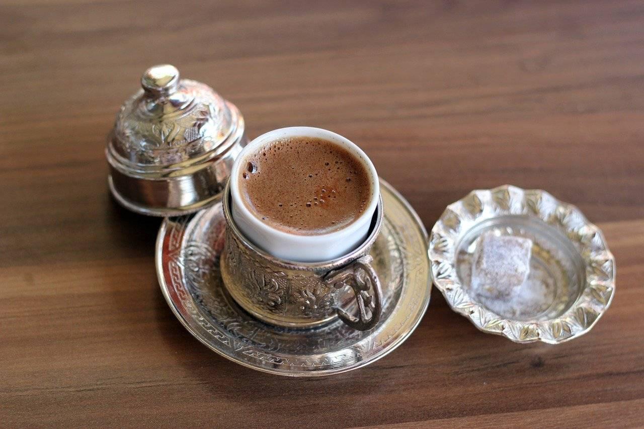 Кофе по турецки в турке рецепт с фото - 1000.menu