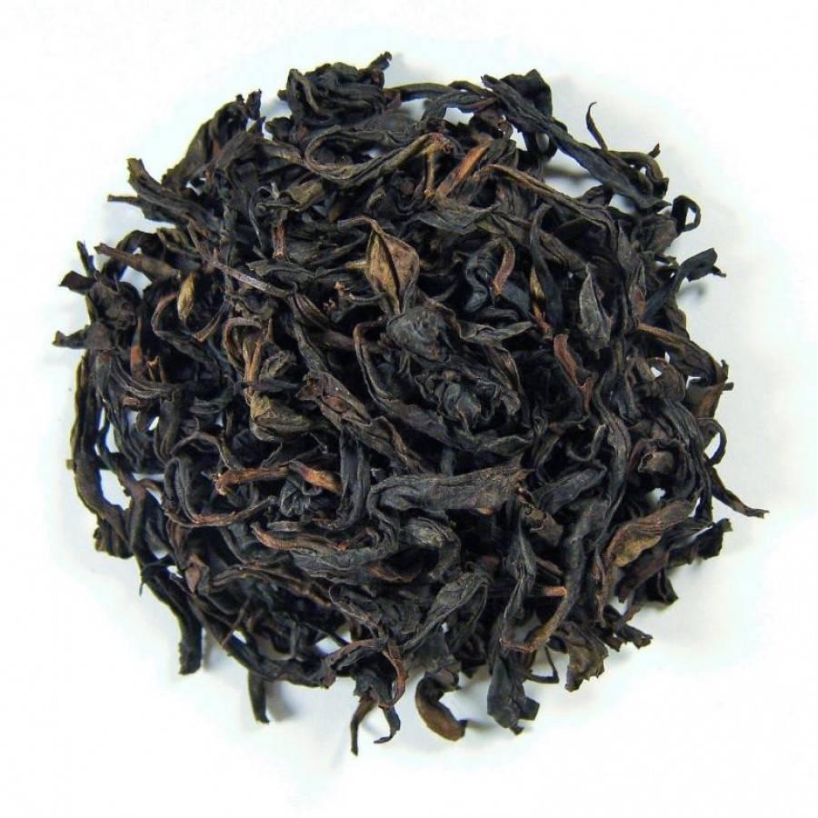 Да хун пао- свойства чая большой красный халат