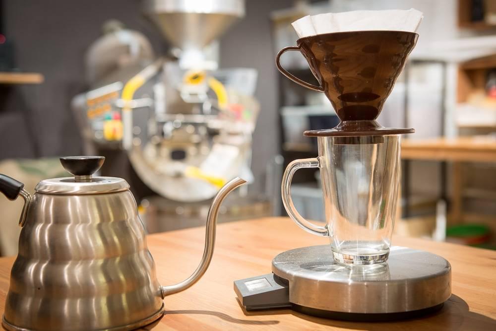 Пуровер (pour-over) - способ заваривания кофе