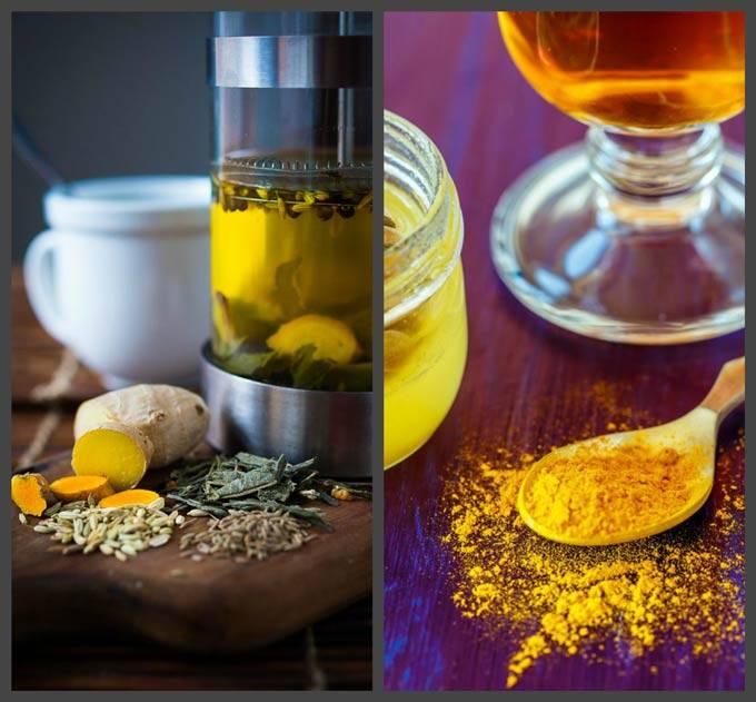 Чай с куркумой: полезные свойства и два целебных рецепта
