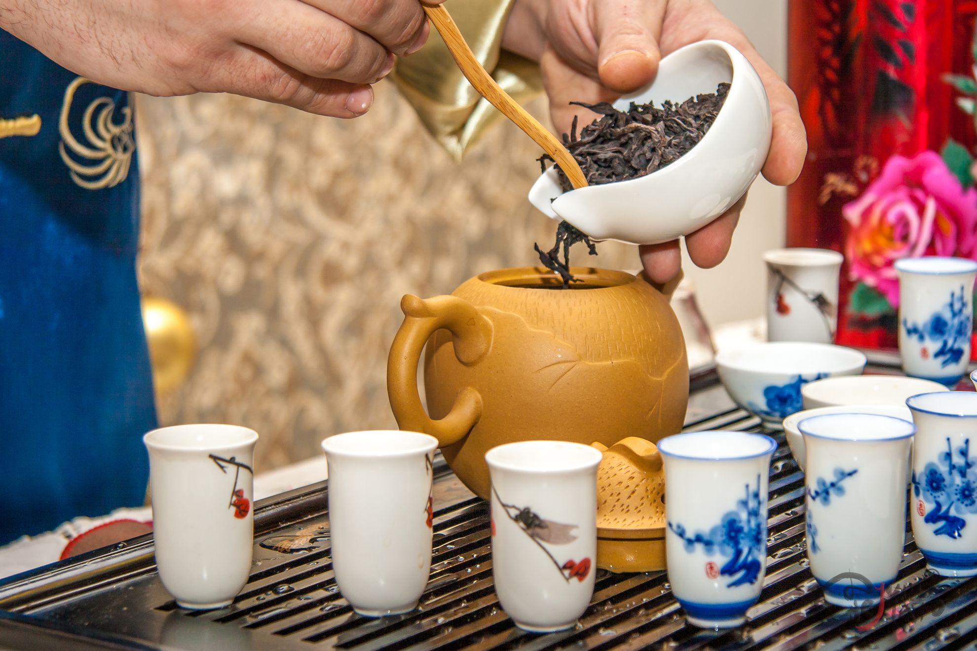Китайский чай: виды, отличия ичайная церемония