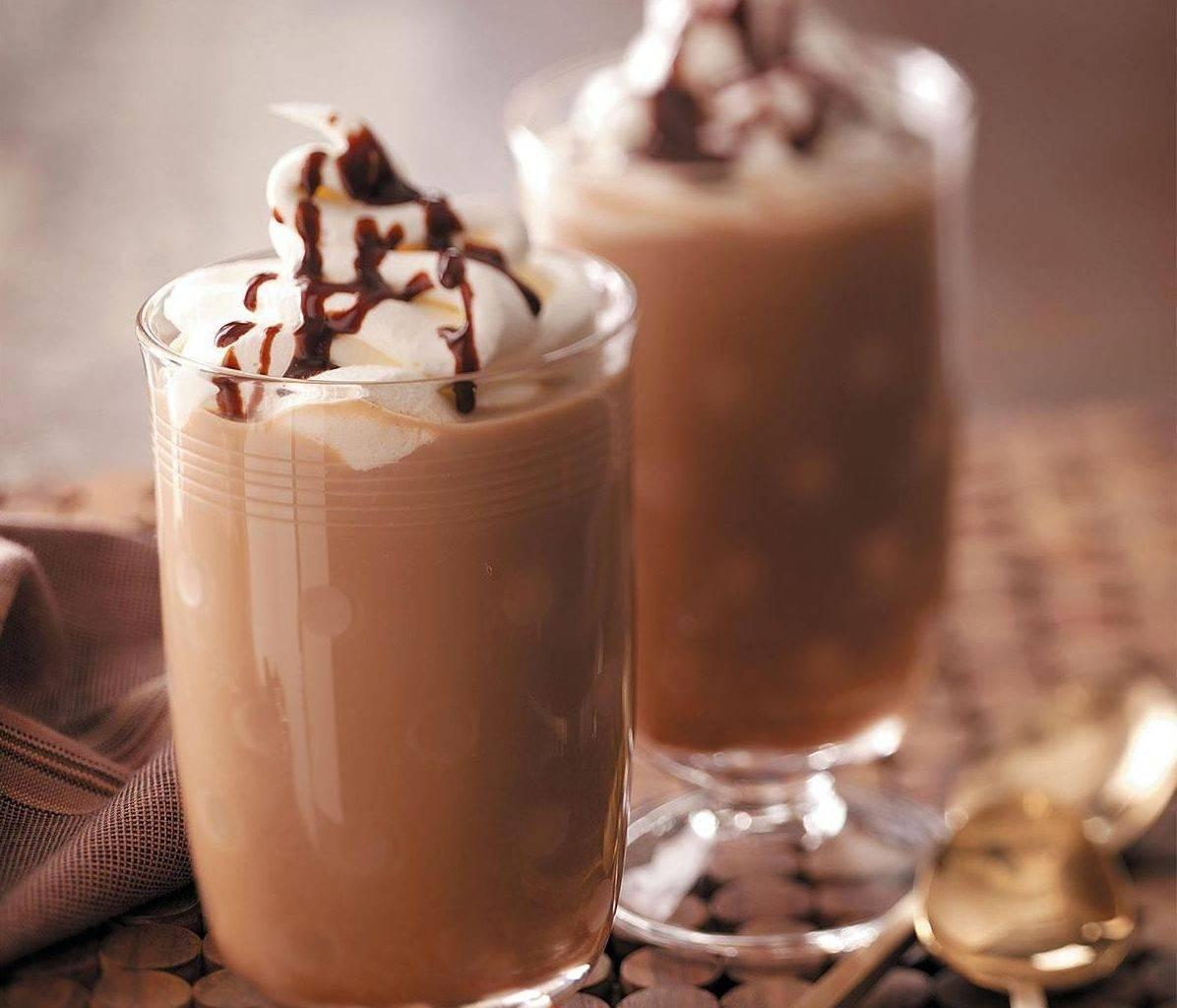 Кофе фраппе: что это, рецепт приготовления, калорийность