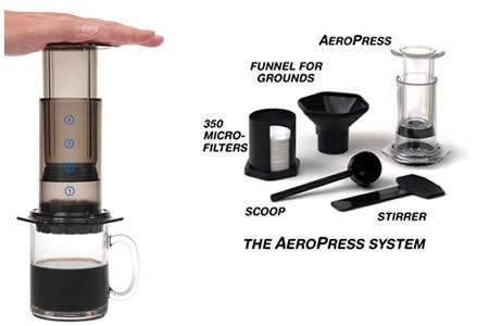 Аэропресс, простая и доступная кофеварка готовит космический кофе