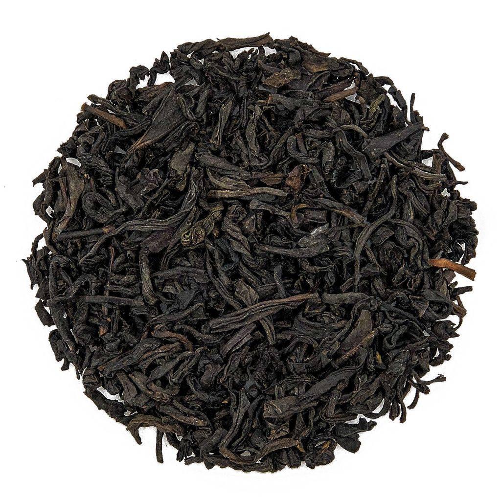 Копчёный чай лапсанг сушонг - красный улун: описание и полезные свойства