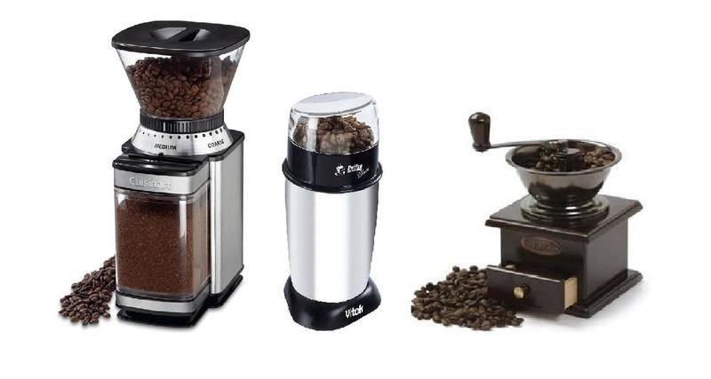 Как помолоть кофе без кофемолки - coffee & tea