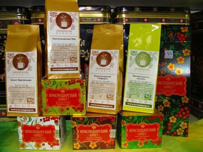 10 стран-производителей чая