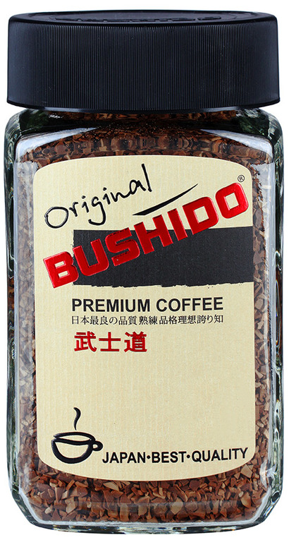 Бушидо кофе: характеристика продукции и её разновидности